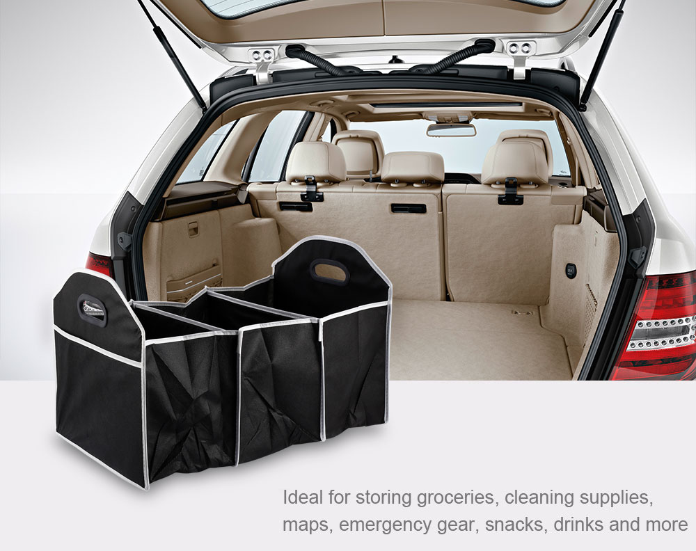 Handy Car Storage Containing Box Folding Tool Cabinet