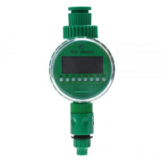 LCD Display Home Ball Valve Automatic Garden Irrigation Controller